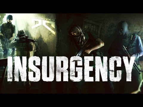 INSURGENCY / Simulator Boje / CZ Let's Play / Gameplay (PC)
