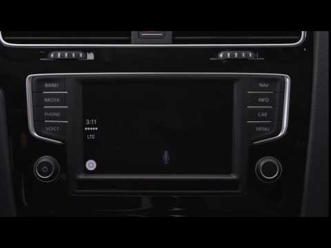 Volkswagen Car-Net App-Connect_ Apple Car Play & Voice Control (Music)