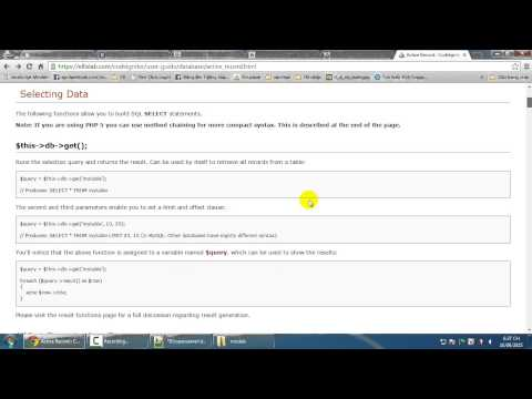 Bài 2: Nâng cao chức năng CRUD (Create Read Update Delete) trong Codeigniter 3x