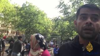لاجئون بألمانيا.. أمان بلا عيد