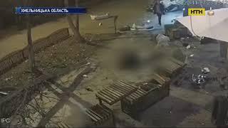 П'яний водій влетів у терасу кафе в Кам'янець-Подільському