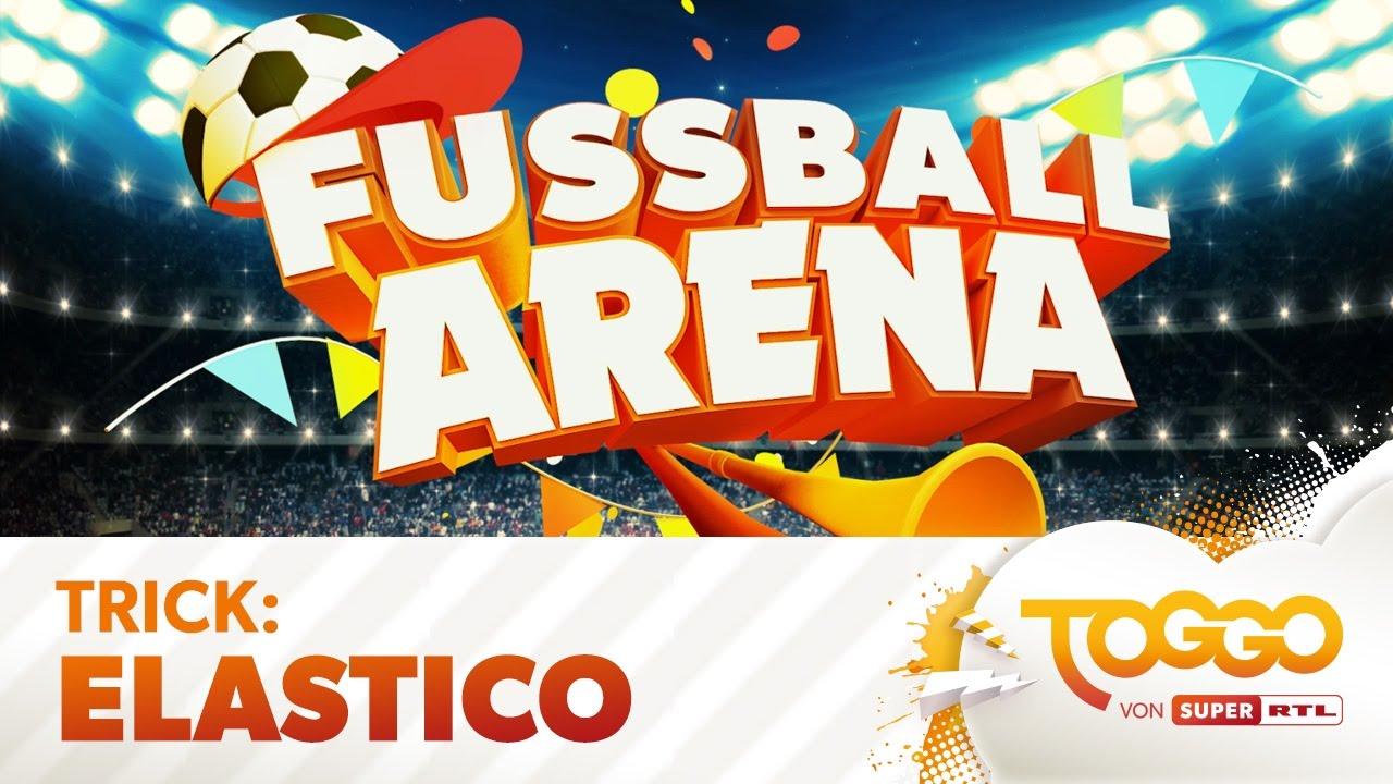 Elastico lernen   TOGGO FUSSBALL TRICKS - YouTube