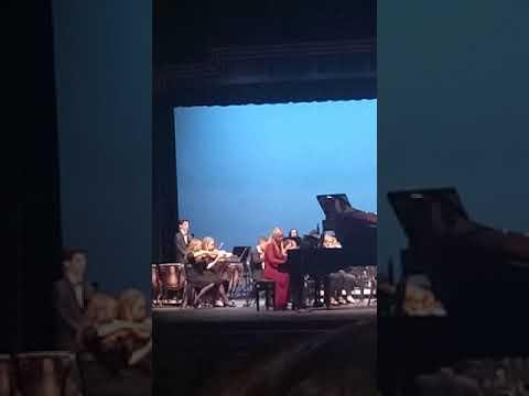 Piano Concerto In A Minor Wilson HS 2019