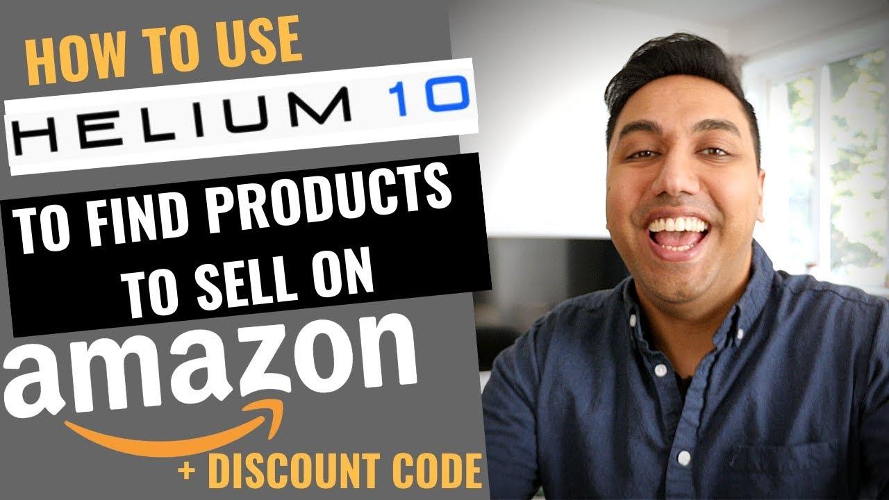 helium10 coupon code