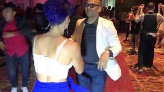 AMAURY & MAUREEN SALSA DANCE AT LAS VEGAS SALSA CONGRESS 2018