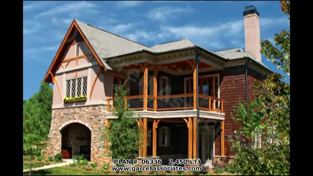 TERRACE LEVEL HOUSE PLANS PART 3 BY GARRELL ASSOCIATES