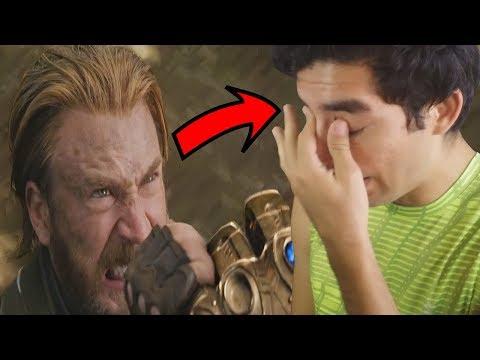 ¡Estoy LLORANDO! Trailer Infinity War #2 reacción en español