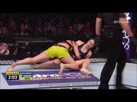 Judo Throws In MMA (with Names)