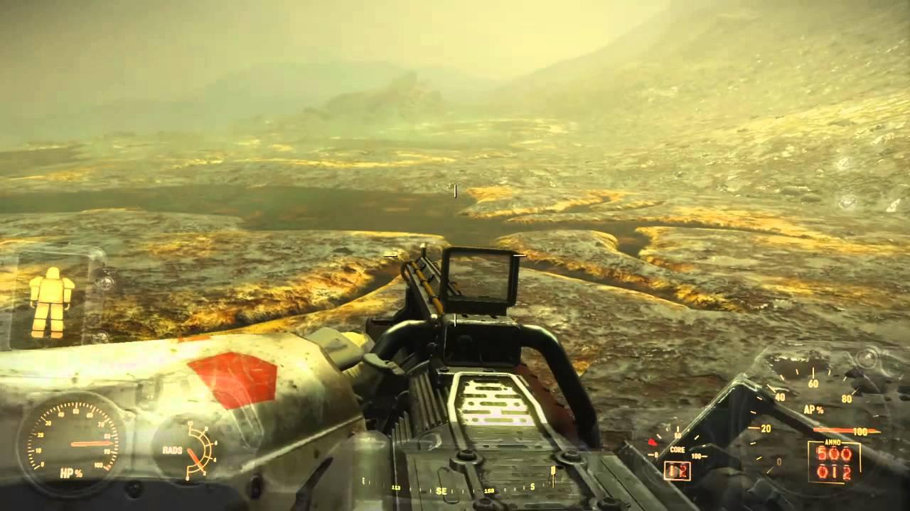 Fallout 4 Das Leuchtende Meer Youtube