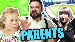 DIFFERENTS TYPES DE PARENTS - Daniil le Russe