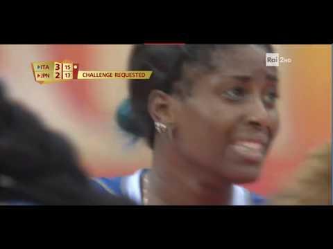 Mondiali F.: Le emozioni del finale del tiebreak di Italia-Giappone. Azzurre in semifinale thumbnail