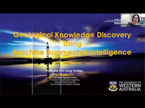 Geological Knowledge Discovery using Machine Augmented Intelligence