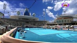 Virtua Tennis 4: World Tour Edition Vita Gameplay
