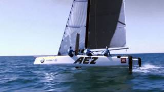 GC32 foil launch 2014