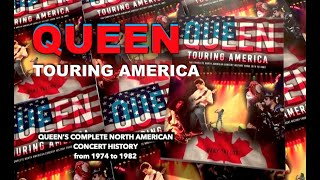 Baixar [445] Queen Touring America - New Book by Gary Taylor (2018)