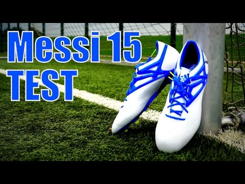Adidas MESSI 15.1 - Test and Review Video