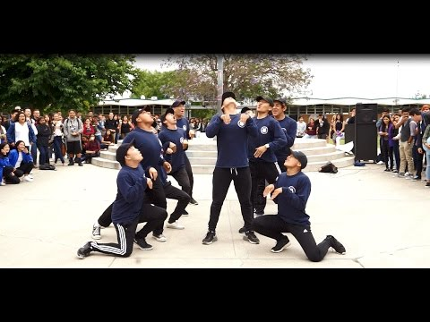Santiago High School Genderfeud 2016 - Girl's League vs LXG: Boy's Dance