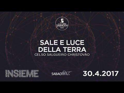 Domenica Gospel @ Milano | Sale e Luce della terra - Celso Salgueiro Christovão | 30.04.2017