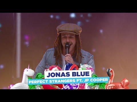Jonas Blue - 'Perfect Strangers' ft. JP Cooper (live at Capital's Summertime Ball 2018)
