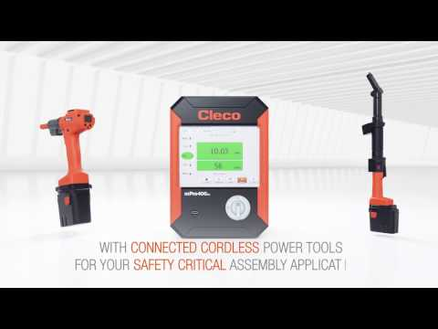 Cleco LiveWire - Revolutionizing Smart Assembly