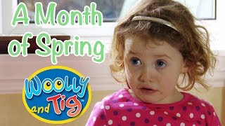 Woolly and Tig - Walking the Dog | 40+ minutes | A Month of Spring