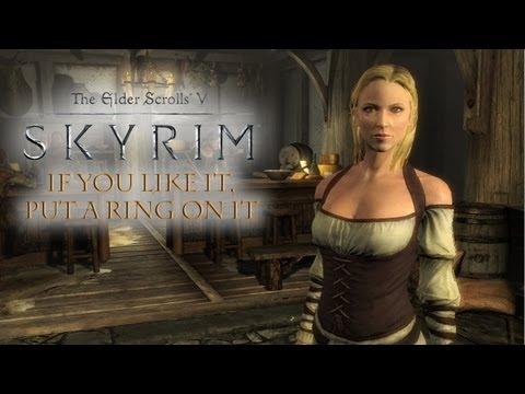 Skyrim: How to get married