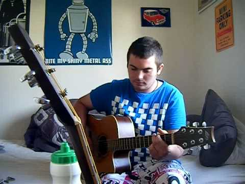 Paolo Nutini, Rewind, cover by josh o'connor