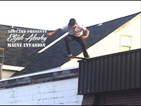 Elijah Akerley - Maine Invasion