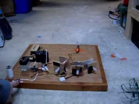 DIY PLASMA GUN
