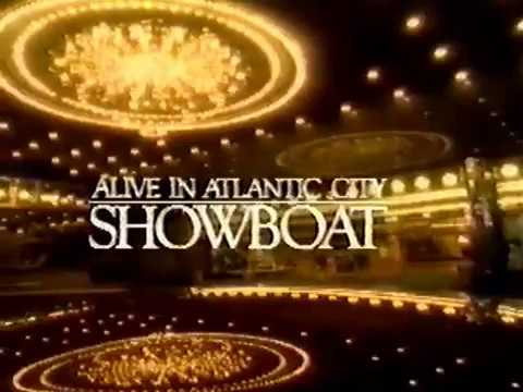 Showboat Casino Hotel commercial - 1992