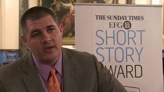 The Sunday Times EFG Short Story Award 2014 - Adam Johnson interview
