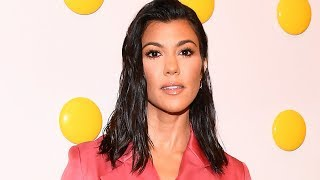 Kourtney Kardashian Sends Sofia Richie A SHADY MESSAGE On Instagram!