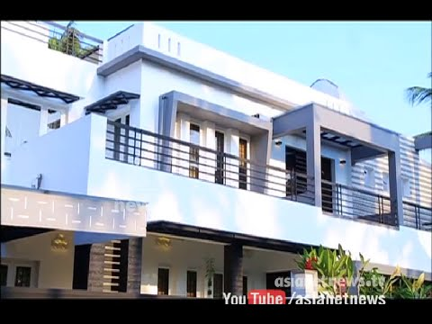 3400 Sq Ft Contemporary Style Home in Chalakudy |Dream Home 5 March 2016