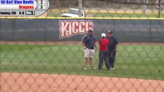 Blue Dragon Softball vs. Kansas City, KS CC (Game 1)