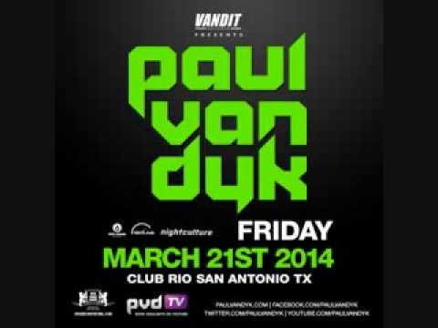 Paul van Dyk - January 2014 Mini Mix