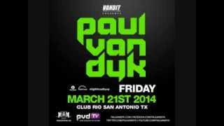 Paul van Dyk - January 2014 Mini Mix