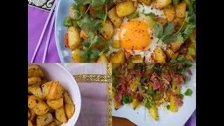 How To Make Potatoes 3 Ways | Miss Mandi Throwdown