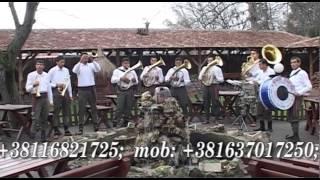 koliba turs rumba leskovac orkestar isidor zećirović iz bojnik