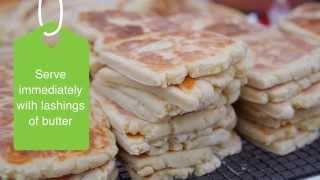 The Krazi Baker's Potato Farl Recipe