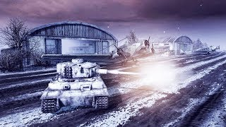Stalingrad Airfield Last Stand 1943 | Men of War: Assault Squad 2 Gameplay