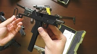 видео Миниатюрное оружие