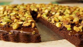 Chocolate Shortbreads Recipe Demonstration - Joyofbaking.com