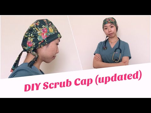 How to make a Paper Nurse hat - YouTube | 360x480