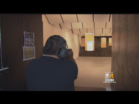 Boston Firearms Training Center Expects More Business Following Mass Shooting