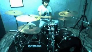 【Bleach】 D-Tecnolife ● UVERworld【Drum Cover】by ZERO ●