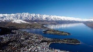 紐西蘭南島 皇后鎮 queenstown destinestion new zealand