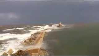 ساحل بورسعيد الان الساعه 12:40 ظهر الاربعاء 11 ديسمبر 2013