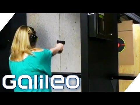 In Dieser Stadt Sind Waffen Pflicht | Galileo Lunch Break