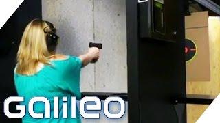 In dieser Stadt sind Waffen Pflicht   Galileo Lunch Break