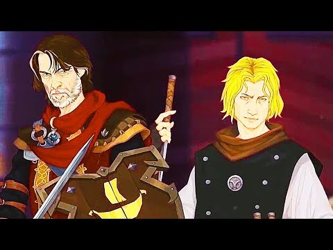 ASH OF GODS REDEMPTION Trailer (2020) PS4 / Switch / PC